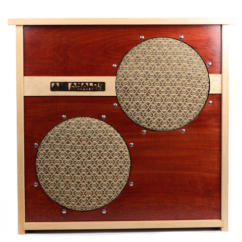 Analog Outfitters 2x12 80W 4/16ohm Speaker Cabinet (Serial #123)