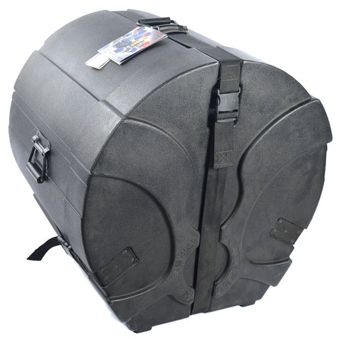 Humes & Berg 22x20 Enduro Pro Bass Drum Case w/Foam Black