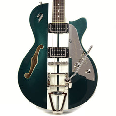 Duesenberg Custom Shop Mike Campbell 40th Anniversary Catalina Green/White