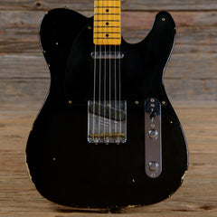 Fender Custom Shop '50s Telecaster Black 2016 (s334)