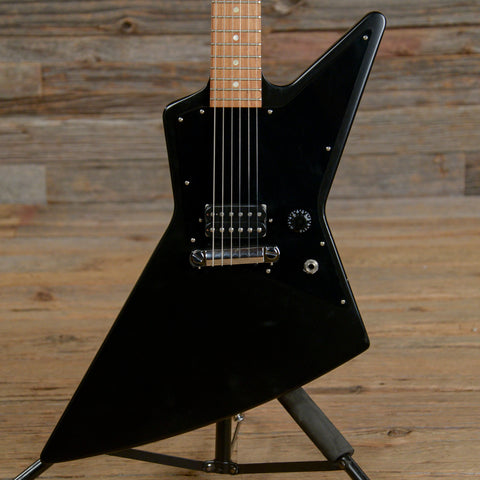 Gibson Melody Maker Explorer Satin Black 2011 (s677)