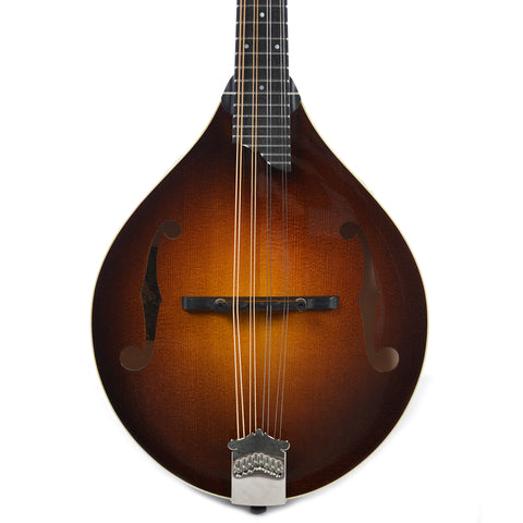 Collings MT A-Style Mandolin Sunburst w/Ivoroid Binding (Serial #A3889)