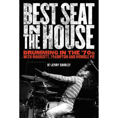 "Rebeats ""Best Seat In The House, Memoirs of Jerry Shirley"" Book"