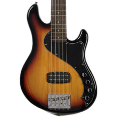 Squier Deluxe Dimension Bass V RW 3-Color Sunburst