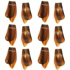 National Picks Thumb Pick Tortoise Shell Medium 12 Pack