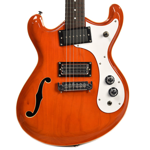 Danelectro D66 Transparent Orange