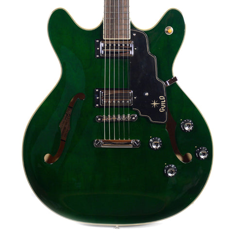 Guild Starfire IV ST Maple Emerald Green