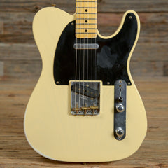 "Fender Custom Shop ""Wildwood 10"" 1952 Telecaster Nocaster Blonde 2010 (s875)"