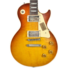 Gibson Custom Shop Les Paul Standard Plain Top Slow Iced Tea Fade VOS (Serial #CME70022)