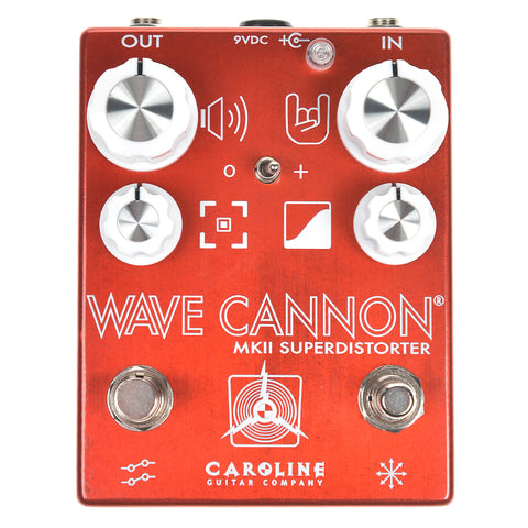Caroline Wave Cannon MKII w/Havoc
