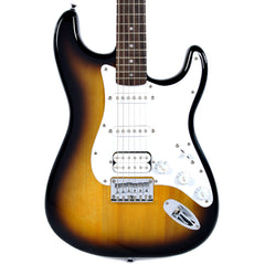 Squier Bullet Stratocaster HSS Hard Tail RW Brown Sunburst