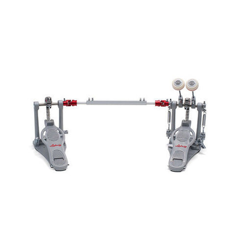 Ludwig Atlas Pro Double Bass Drum Pedal w/Rock Plate
