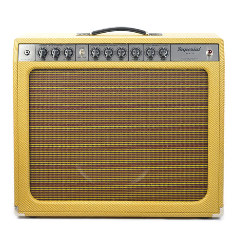 Tone King Imperial MKII 20W 1x12 Lacquered Tweed w/Footswitch