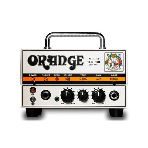 Orange Micro Terror 20W Hybrid Amp with Tube Preamp