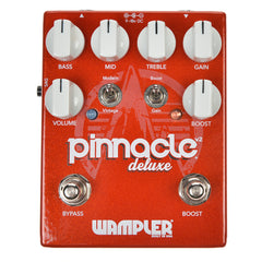 Wampler Pinnacle Deluxe Distortion w/Gain Boost Switch v2