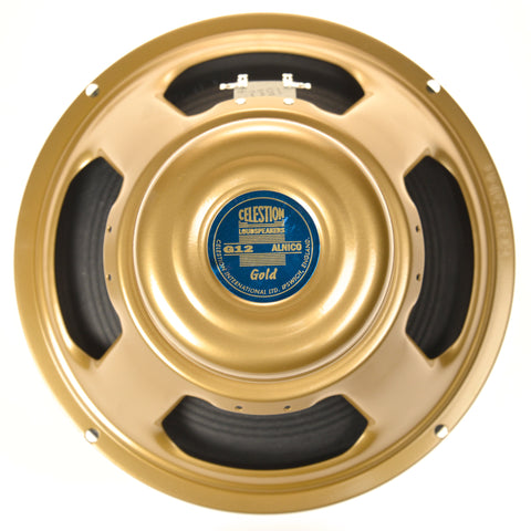 Celestion Alnico Series Gold 12