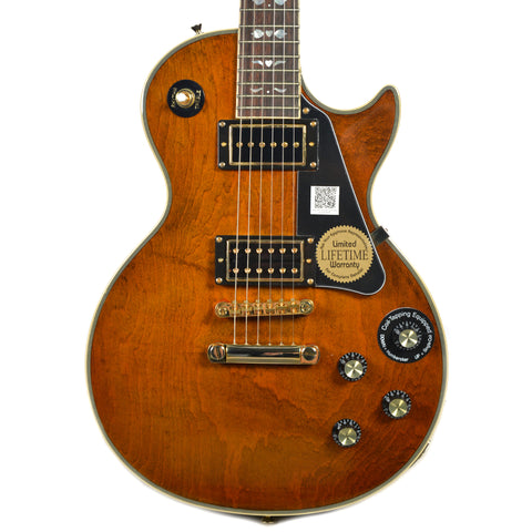 Epiphone Lee Malia Signature Les Paul Custom Walnut Limited Edition w/Gibson USA Pickups