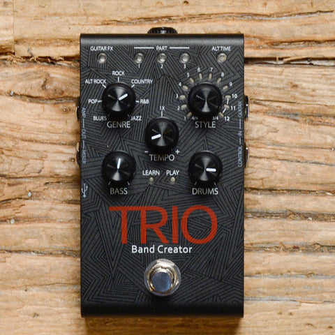 Digitech Trio Band Creator Pedal (USED)