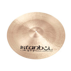 "Istanbul Agop 22"" Traditional China Cymbal CH22"