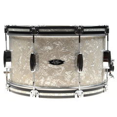 C&C 8x14 Player Date I 8-Lug Snare Drum Aged Marine Pearl w/Matching Wood Hoops