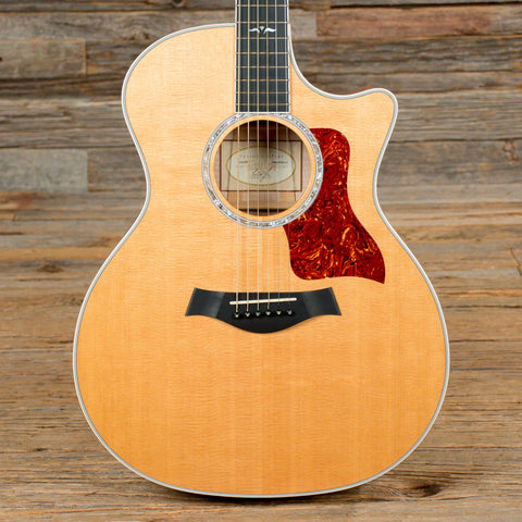 Taylor 614ce Grand Auditorium Acoustic Natural 2004 (s113)
