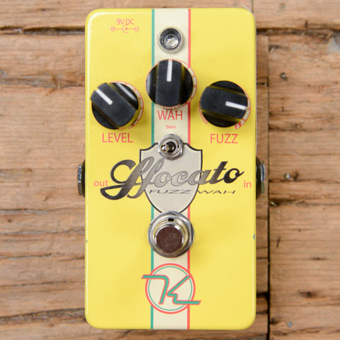 Keeley Sfocato Fuzz Wah USED