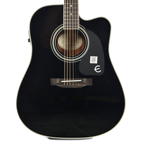 Epiphone PRO-1 Ultra Dreadnought Acoustic Ebony