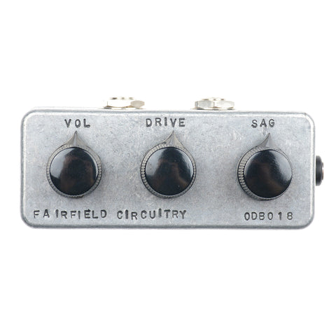 Fairfield Circuitry Modele B Overdrive