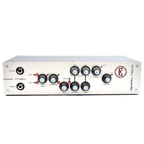 Eden TN501 Head w/Semi Parametric EQ