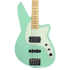 Reverend Decision Bass Oceanside Green w/Mint Green Pickguard