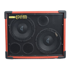 Epifani DIST 210 Red 500W 2x10 Bass Speaker Cabinet