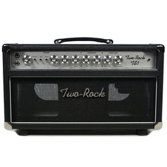 Two Rock TS1 50W Head Silver Anodize w/Silver Skirted Knobs