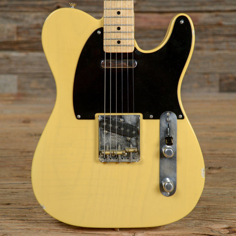 Fender Custom Shop 1951 Nocaster Butterscotch Blonde 2000 (s014)