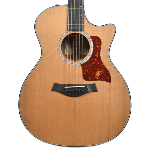 Taylor Custom 400 Series Grand Auditorium Cedar Blackwood (Serial #1101277097)