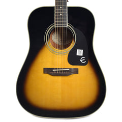 Epiphone PRO-1 Plus Dreadnought Acoustic Sunburst