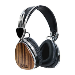 LSTN Troubadour Wireless Headphones Zebra