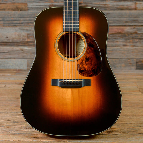 Martin D-18 Golden Era Sunburst 2004 (s112)