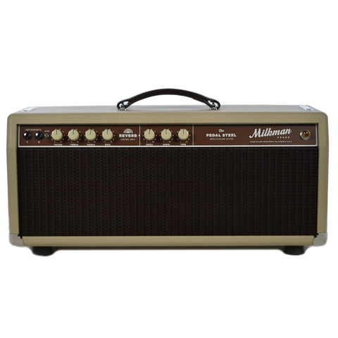 Milkman Pedal Steel 85W Head Chocolate
