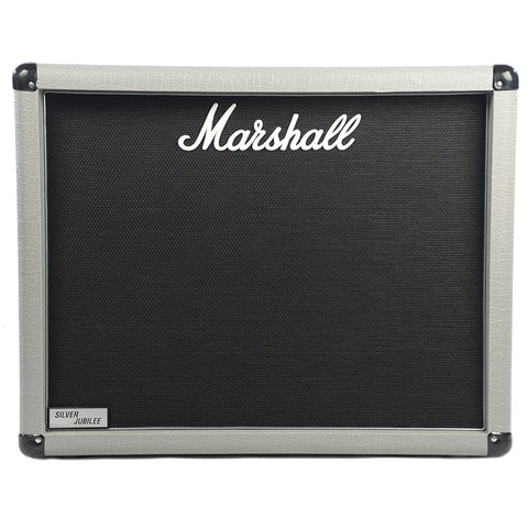 Marshall 50th Anniversary 2536 Silver Jubilee Reissue 2x12 Speaker Cabinet