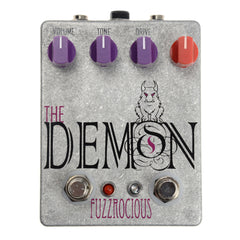 Fuzzrocious Demon Med/High Overdrive w/Latching Feedback Mod