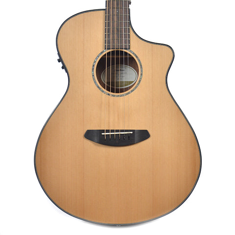 Breedlove Pursuit Concert Cedar/Mahogany Cutaway Acoustic-Electric