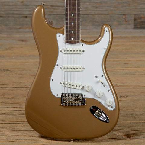 Fender Artist Series Eric Johnson Stratocaster RW Palomino Gold USED (s424)