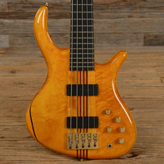 Schack Unique 5-String Bass Natural High Gloss USED (s194)