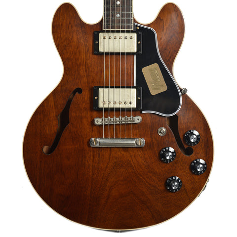 Gibson Custom Shop CS-336 Mahogany Walnut VOS NS (Serial #CS701042)