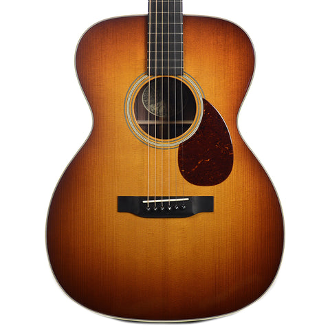 Collings OM2 Orchestra Model Torrefied Sitka Spruce/East Indian Rosewood Sunburst w/1-3/4