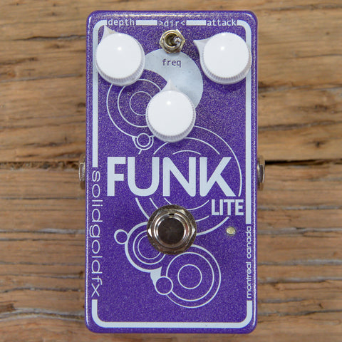 SolidGoldFX Funk Lite Envelope Filter USED