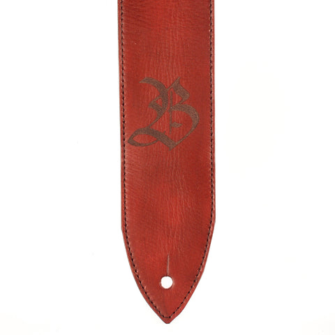 Braun Custom Straps Heavy Relic Red