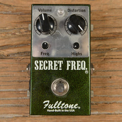 Fulltone Secret Freq USED