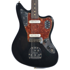 Fender Custom Shop 1962 Jaguar Journeyman Relic RW Black (Serial #R85923)