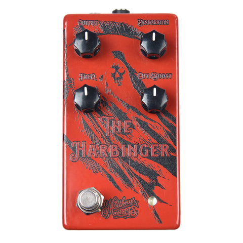 Matthews Effects Harbinger Parametric Distortion